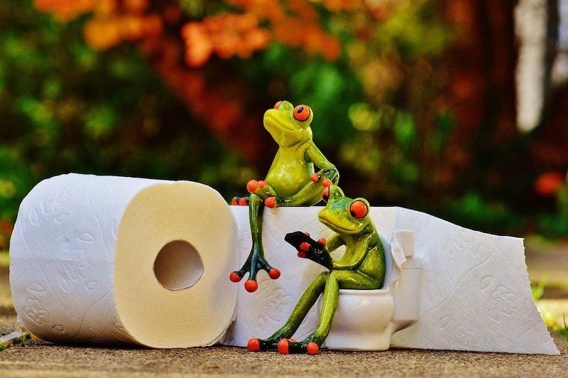 トイレのつまりが起こる前兆を把握しよう!
