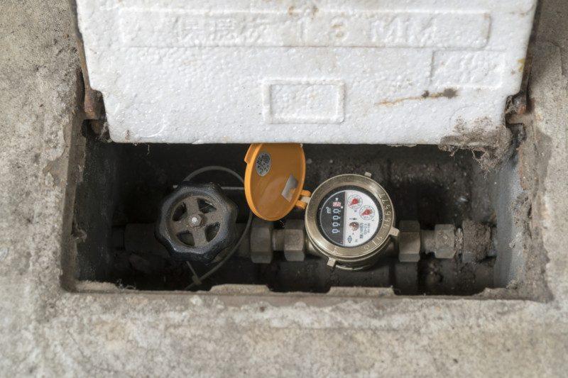 家全体の止水栓
