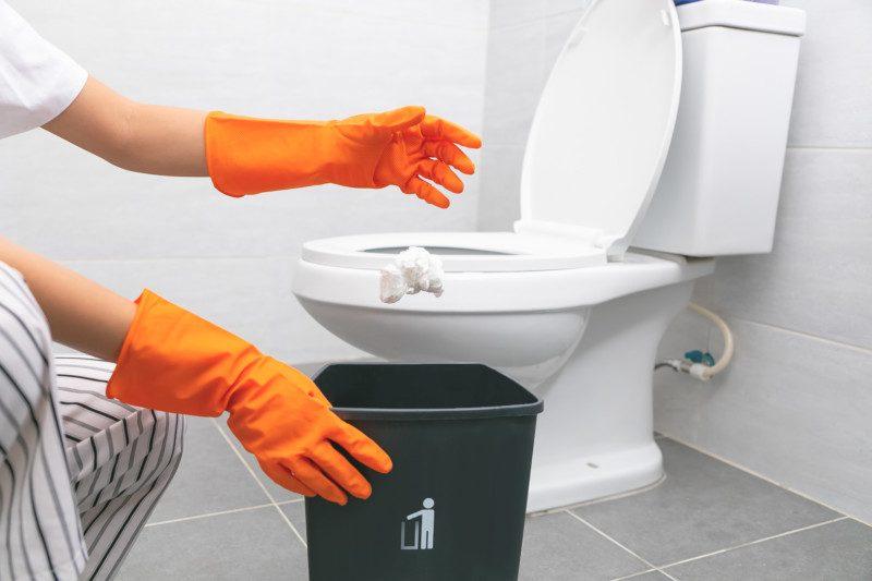 トイレつまりを直す道具がない時の9つの直し方・応急処置