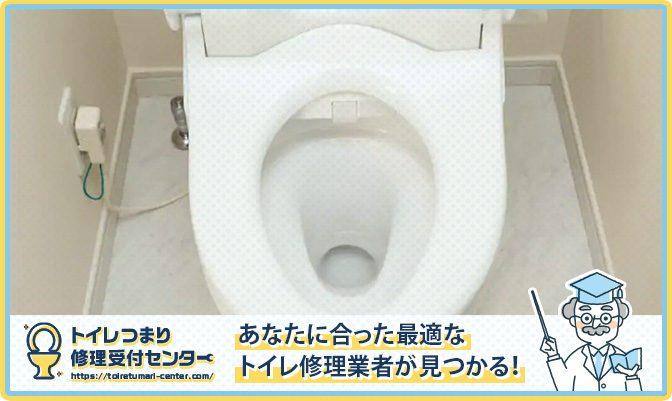 トイレ が 詰まっ た 時