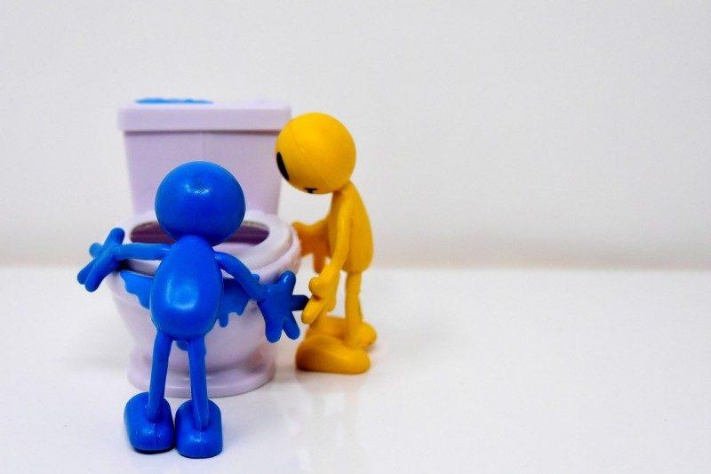 トイレのお掃除シートは水に流しても大丈夫?