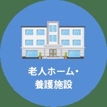 老人ホーム・養護施設