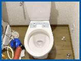 トイレ水漏れ・つまり修理